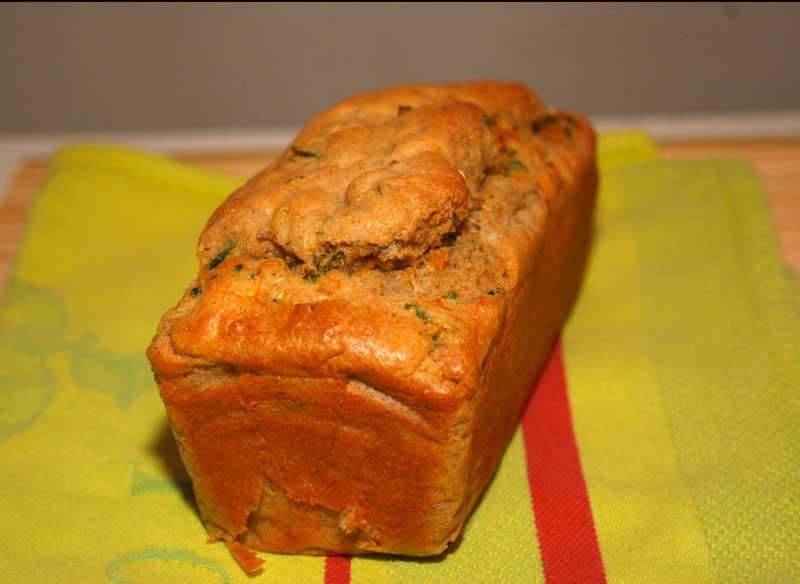 Cake potiron-feta