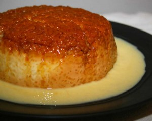 Le riz coulis