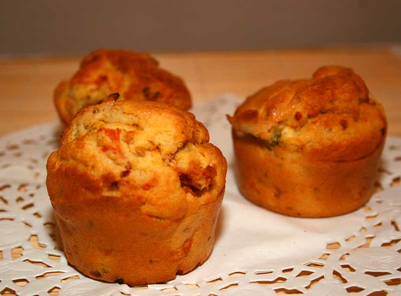 Cake tomates-brebis