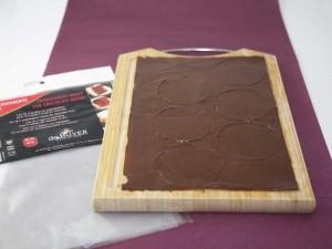 Palets chocolat