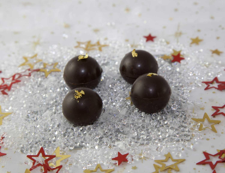Bouchées au caramel