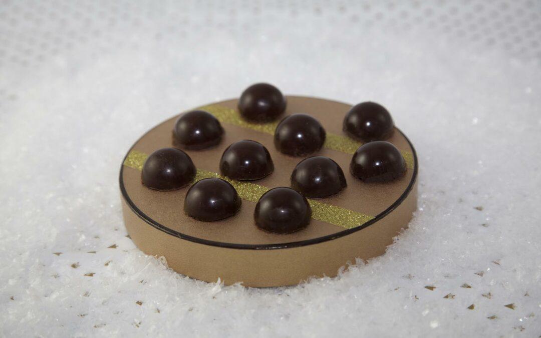 Chocolats à la fève tonka